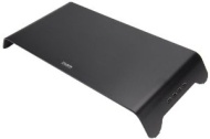 Zalman DS1000 Aluminum Monitor Stand - Silver