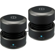 iHome Bluetooth Rechargeable Mini Speaker System