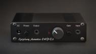 Epiphany Acoustics EHP-O2D Headphone Amplifier w/ in built 24 bit DAC