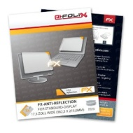 """Folix Antireflex Displayfolie für 17,3"""" wide Notebooks"""