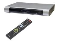 Kathrein UFS 922 Digitaler Twin-Satelliten-Receiver mit 250 GB Festplatte (HDTV, 2x CI-Slots, 2x Scart-Anschluss, HDMI, USB 2.0) silber