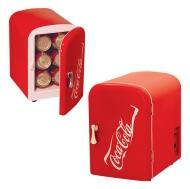 Koolatron - Coca Cola Personal Compact Beverage Cooler - Red § KWC4