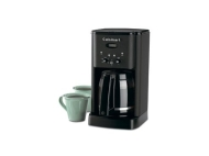 Cuisinart Matte Black Programmable Coffee Maker