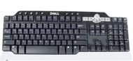Dell SK-8135 Multimedia USB HUB Computer Keyboard