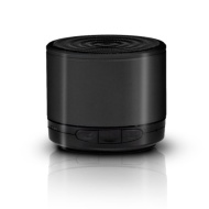 Photive Audio PH-BT600 Wireless Portable Bluetooth Speaker with Steel Alloy Housing and 6 Hour Battery. Latest Bluetooth v3.0 Technology- Black