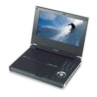 Toshiba SD-P1600 7 in. Portable DVD Player