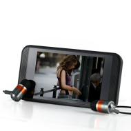 Latte iVü 8 GB Video MP3 Player with Built-in Camera and FM Transmitter (Black)