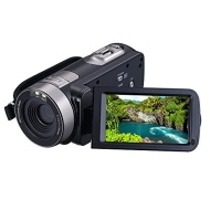 "PowerLead Puto PLD009 2.7"" LCD Screen Digital Video Camcorder Camera HD Digital Camera"