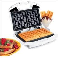 Proctor Silex 26000 Belgian Waffle Baker (White)