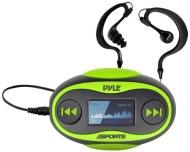 Pyle Pyle PSWP25GR 4GB Waterproof MP3 Player/FM Radio with Waterproof Headphones (Green)
