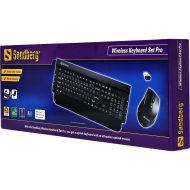 Sandberg 630-41 MINI Bluetooth Keyboard UK