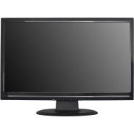 Edge10 M240 24 inch Full HD LCD TFT DVI Monitor - Black