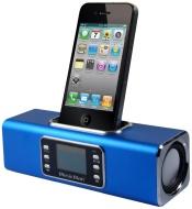 MusicMan BT-X1 TXX3802 Wireless Soundstation Bleu