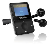 Pearl - PX1531 - Mini lecteur MP3 avec port Micro SD et dictaphone