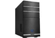 MEDION AKOYA® P56001, Desktop PC mit Ryzen 5 Prozessor, 8 GB RAM, 128 GB SSD, 2 TB HDD, GeForce GTX 1050TI, 4 GB GDDR5 Grafikspeicher