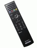 Sony Blu-ray Disc Remote Control - Remote control - Bluetooth
