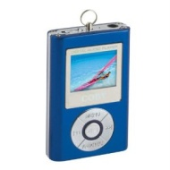 COBY MP3 Player with 512 MB Flash Memory with FM & Color Display