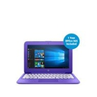 "HP Stream 11-y002na 1.6GHz N3060 11.6"" 1366 x 768pixels Violet Ordinateur portable"