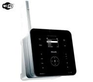 Philips Streamium Satellite Streamium WAS6050 Système 4enceintes avec radio Internet gratuite «Chacun sa musique» et «Ma musique partout - mode so