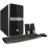 ZT Affinity 7302Ma Desktop PC (AMD Phenom II X4 920 Processor, 4 GB RAM, 750 GB Hard Drive, Super-Multi Optical Drive, Vista Premium)