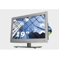 """19"""" 12v LED TV with Freeview / FTA satellite / DVD / Pause Live TV"""