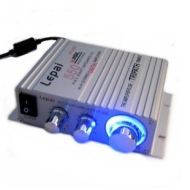Lepai TRIPATH TA2020 Class T Mini Amp Hi-Fi Stereo Audio Amplifier