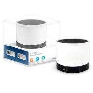 SD SoundWave SW100 Rechargable Portable Bluetooth Speaker - White