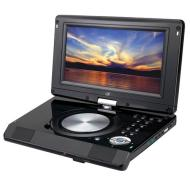 Gpx PD907B 9 Inch Port Tft DVD Player  with Remote