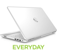 "HP Pavilion 15-au150sa 15.6"" Laptop - White"