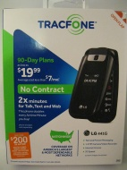 LG 441G (Tracfone)