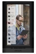 Odys Duo Tragbarer DVD-Player/Fernseher mit Touch-Bedienfeld und zusätzlichem 17,8 cm (7 Zoll) Bildschirm (USB, DVB-T) schwarz