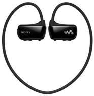 Sony Walkman Waterproof All-in-One Sports MP3 Player - Black