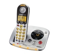 Uniden D2997 Loud and Clear Cordless Answering System with Big Buttons and Caller Announce