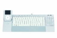 iHome iConnect Media Keyboard for Mac (IH-K231MS)