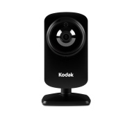 Kodak CFH-V10 - HD Wi-Fi Video Monitoring Security Camera with Lifetime 1-Day Cloud Storage (Black)
