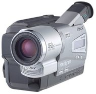 Sony CCD-TR818 Hi8mm Camcorder