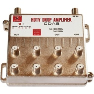 Antennas Direct CDA8 8-Way Output TV-CATV Distribution Amplifier