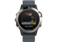 GARMIN GPS sporthorloge fenix 5 47 mm Geel (010-01