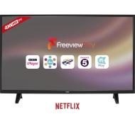 "LOGIK L43UE17 43"" Smart 4K Ultra HD LED TV"