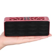Bluetooth Speaker, 6 Watt Wireless Portable Travel Speaker for iPhone, iPad, iPod, Samsung, Nokia etc