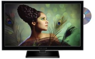 "Curtis PLEDV2488A 24"" Full HD Schwarz LED TV"