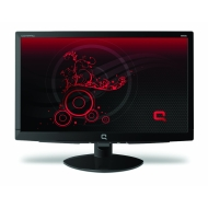 Compaq S2022a 20-Inch Diagonal LCD Monitor - Black