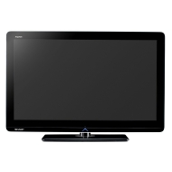 Sharp LC32LE210E 32-inch Widescreen HD Ready 1080p LCD TV with Slim Line Design Uses LED Edge Lighting