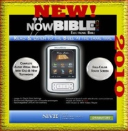 Now Bible Color Niv Dramatized (Ibible Nowbible Wowbible), By Kingneed. Audio Visual Electronic Bible Reader w/ PDA & Ipod Mp3