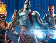 PlayStation All-Stars Battle Royale- PS Vita