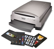 Microtek ArtixScan M1 Pro Dual Media Scanner