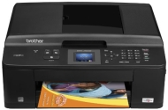 Brother MFC-J425W Inkjet Multifunction Printer - Color - Photo Print - Desktop