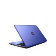 HP 15-ay021na, Intel® Pentium® N3710 Quad Processor, 4Gb RAM, 1Tb Hard Drive, 15.6 inch Laptop with optional Microsoft Office 365 Home - Blue