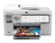 Hewlett Packard C309 - Photosmart Premium Fax All-in-One Printer, Scanner, Fax, Copier