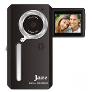 Jazz DV151/152 VGA Digital Video Camera (Black)
